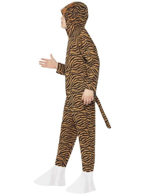 Disfraz de tigre para niño - original