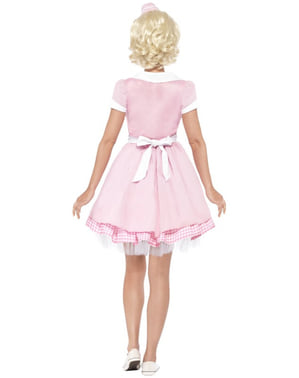 Bayan Retro Garson Kostüm