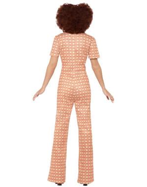 Жіночий костюм дівчини 70-х років