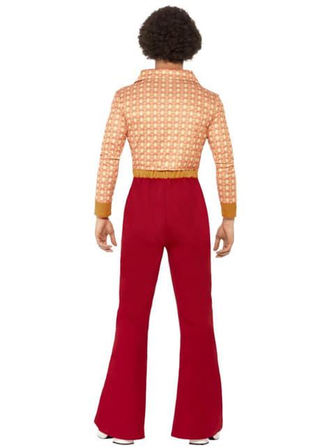 70er Kostüm für Herren