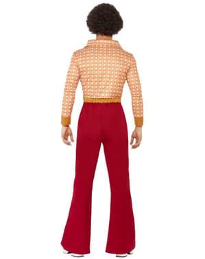 メンズ70年代パーティーガイコスチューム