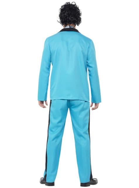 Disfraz de rey del baile para hombre - hombre