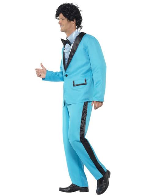 Disfraz de rey del baile para hombre - original