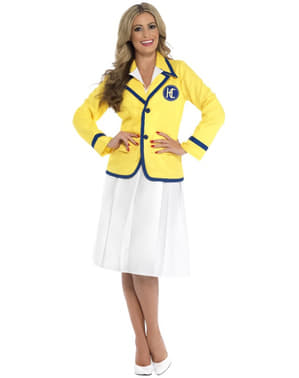 Womens Holiday Rep Costume