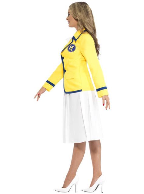 Disfraz de representante de vacaciones para mujer - original