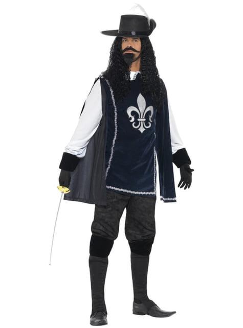Kostium Dzielny Muszkieter dla mężczyzn