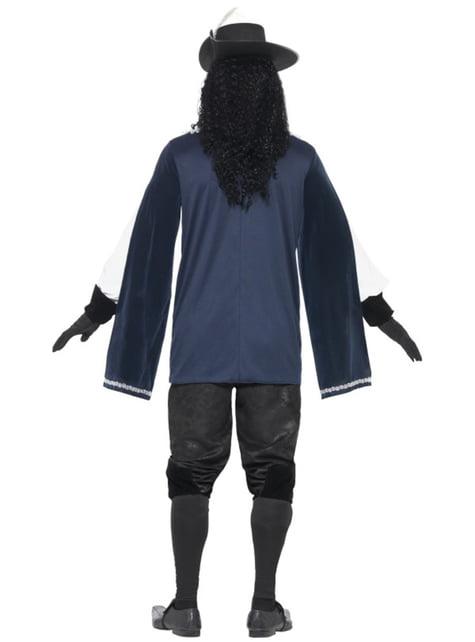 Disfraz de mosquetero - hombre