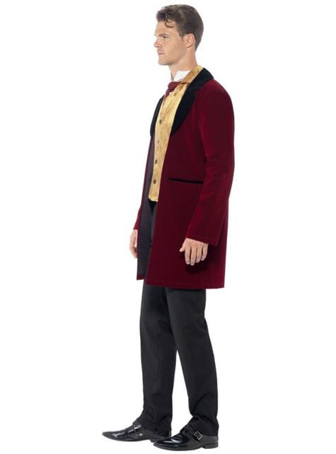 Victoriaans tijdperk heren kostuum