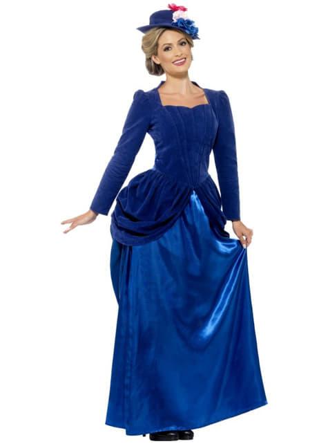 Victoriaans tijdperk kostuum