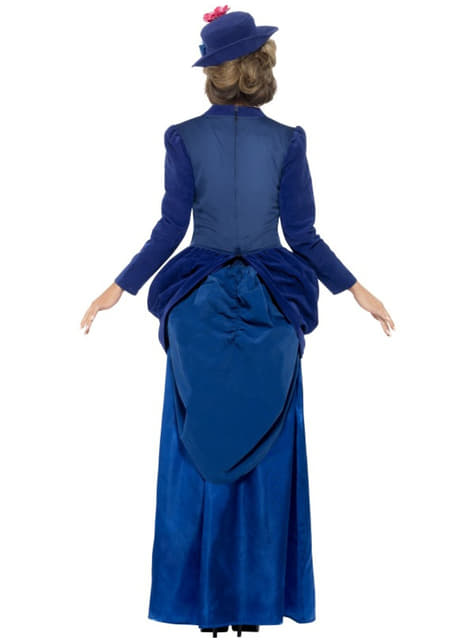 Viktorianische Prinzessin Kostüm für Damen