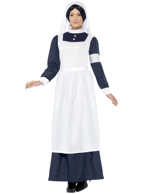 World War Nurse Costume