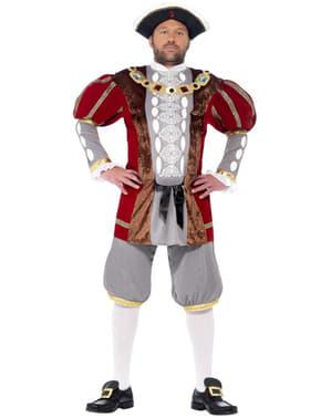 Viktoriansk Henrik VIII Maskeraddräkt