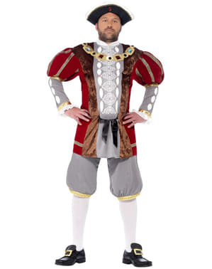 Victorian Henry VIII Costume