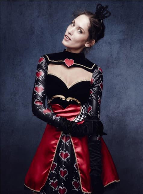 Costume Regina di Cuori sexy