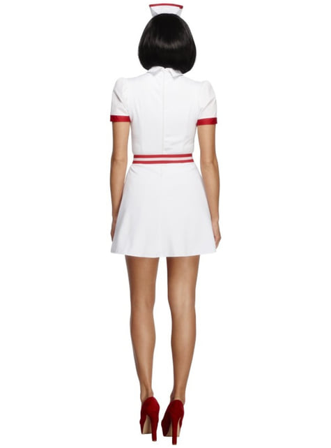 Retro Nurse Costume