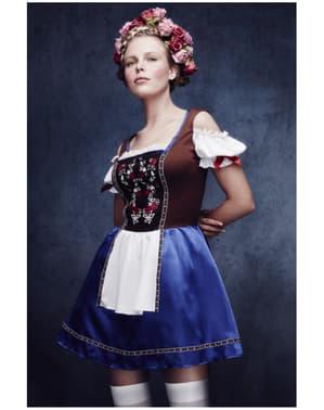 Bayan İlginç Bavyera Kostümü