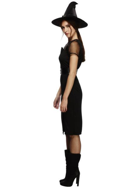 Disfraz de bruja gatuna fever para mujer - mujer