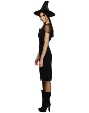 Costum de vrăjitoarea pisicilor fever pentru femeie