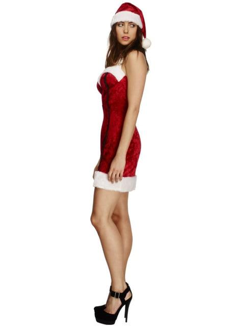 Miss Santa Fever Kostuum voor vrouw