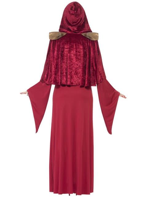 レディース中世祭司コスチューム