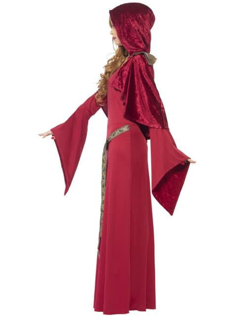 תחפושת מכשפה Medieval