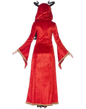 Costum de regină demoniacă pentru femeie