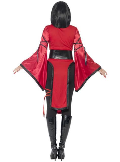 Disfraz de ninja sensual para mujer - mujer