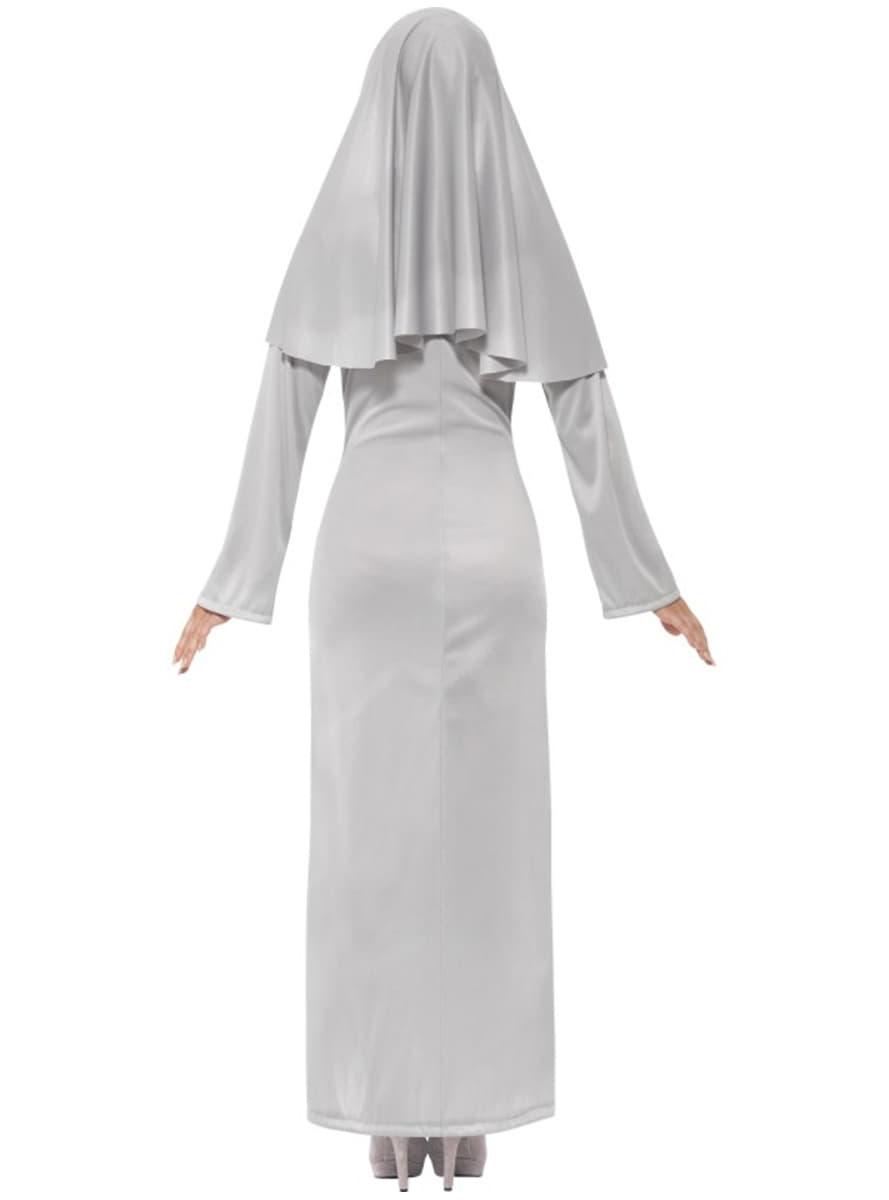 American horror story white nun