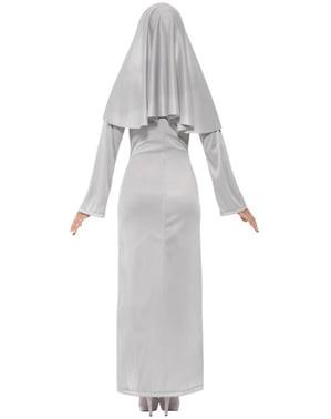 Disfarce de freira Zombie