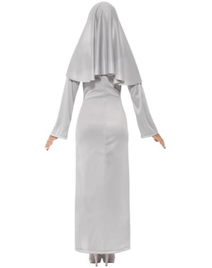 Zombie-Nonne Kostüm