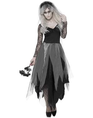 Pengantin Kostum Kematian untuk wanita