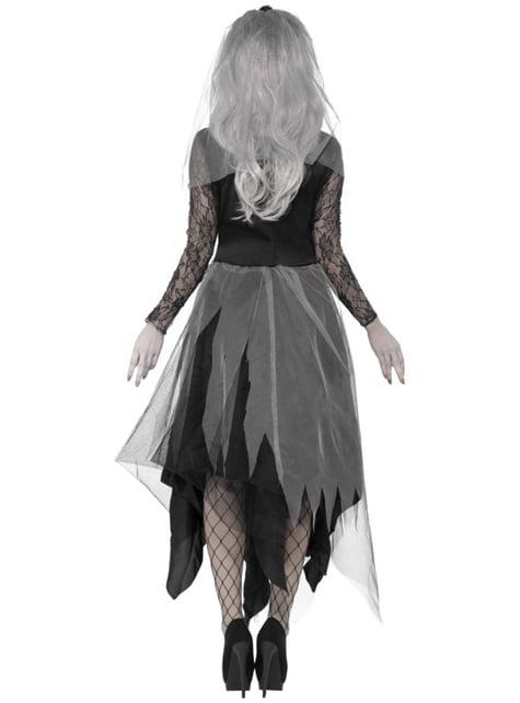 Disfraz de novia fantasma