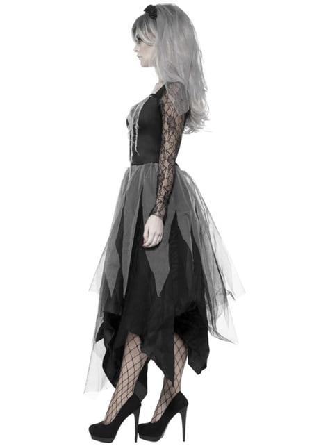 Disfraz de novia de la muerte classic para mujer