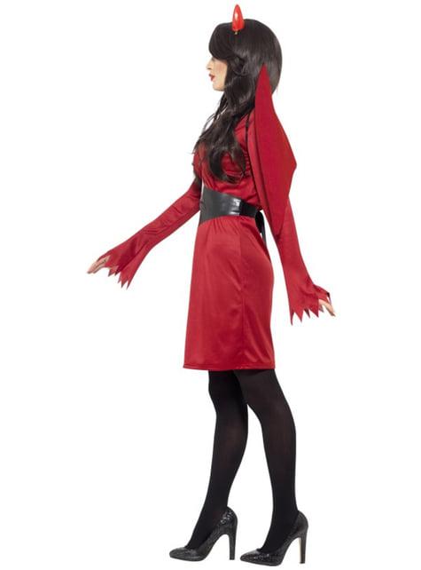 Duivel Kostuum voor vrouw