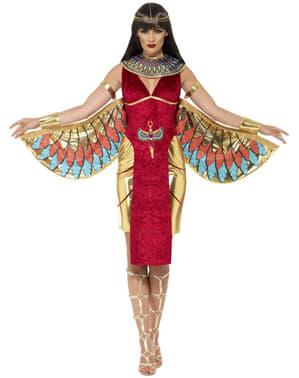 Costum de zeiță Isis egipțiană pentru femeie