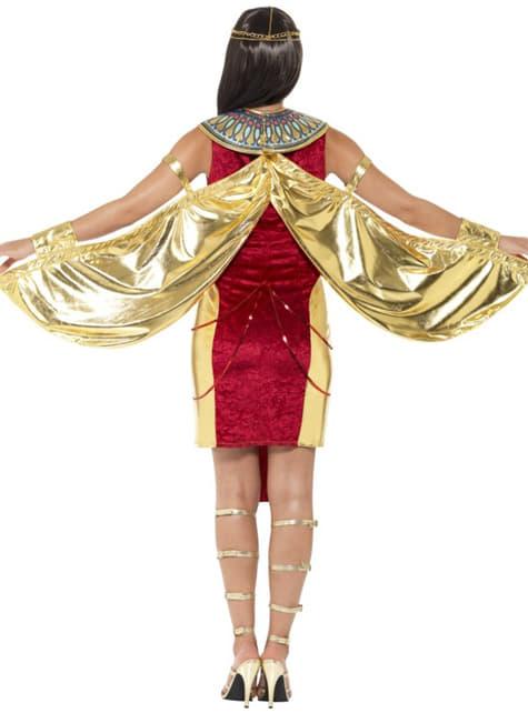 Egyptiläisjumalatar Isis, naisten asu