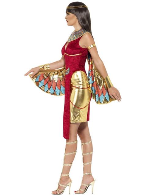 Disfraz de diosa Isis egipcia para mujer - original