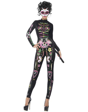 Sexy La Catrina Kostuum voor vrouwen