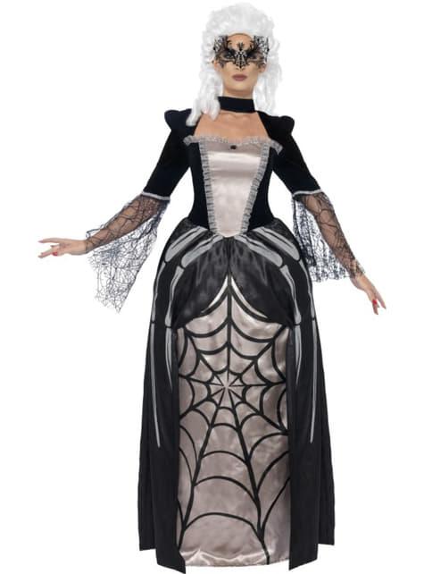 Gothic markies kostuum