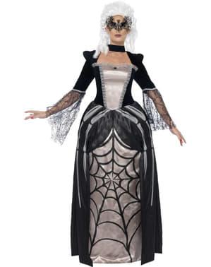 Disfraz de marquesa gótica