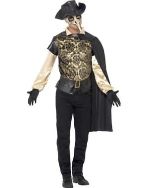 Disfraz de veneciano
