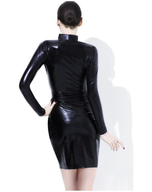 Womens Leather Miss Whip Costume