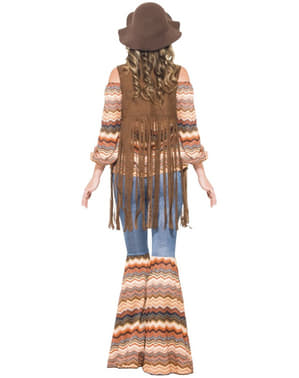 Womens Hippy Girl Costume Kit