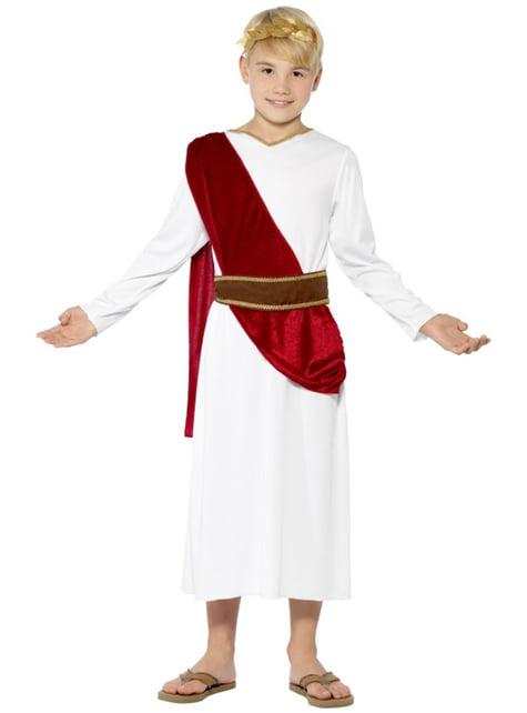 Fato de romano valente para menino