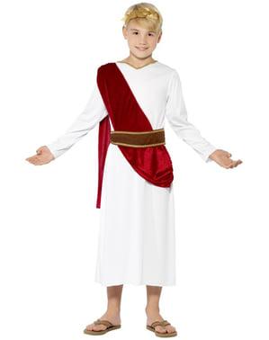 Modig romer kostume til børn