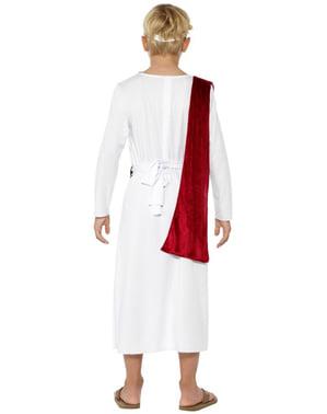 Disfraz de romano César para niño