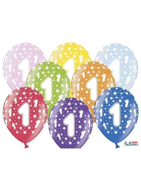 50 ballons en latex