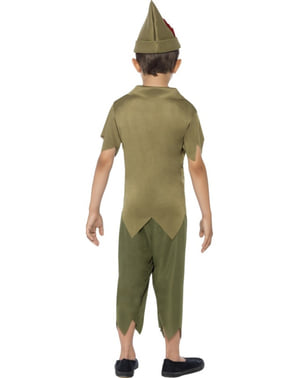 Gedurfde Robin Kostuum voor jongens