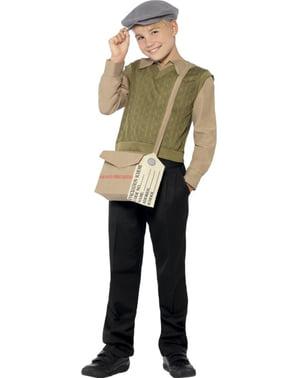 40-річний костюм хлопчика