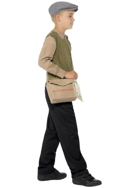 Disfraz de niño de los años 40 - original